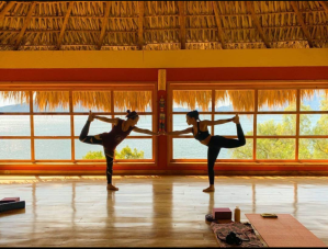 Private Yoga Class, Villa Sumaya